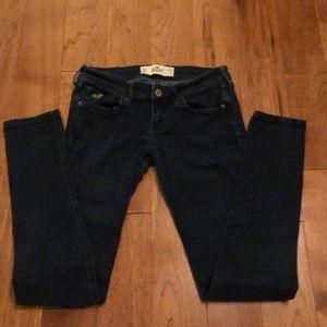 Excellent shape Hollister Jeans Dark Wash 26x31